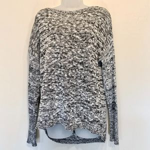 Rock & Republic   Sequin Knit Crew Neck Sweater